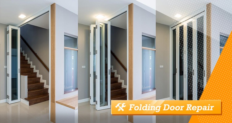 folding door repair