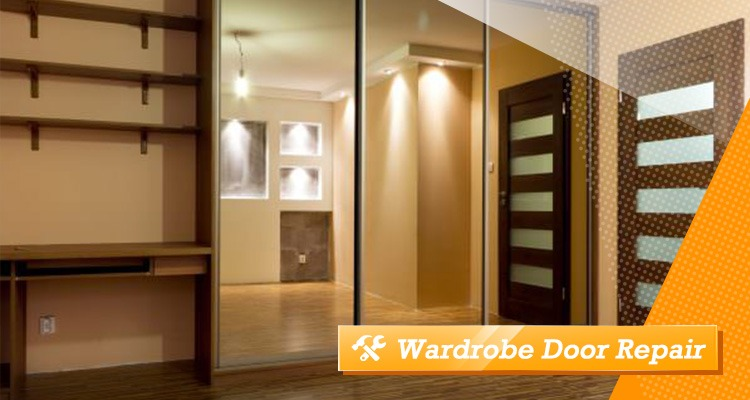 wardrobe door repair
